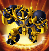 Skylanders ORIGINAL : BullHead by MAD-project
