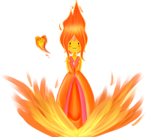 Flame Princess ... by joss-chan