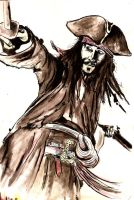 Jack Sparrow by maiden5150