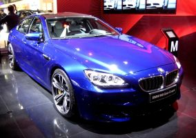 Absolutely Magnificent, The BMW M6 GranCoupe by toyonda