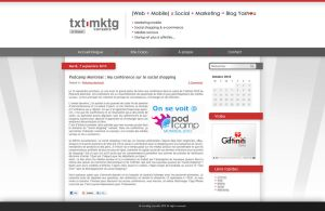 Blog template by neverdying