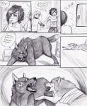 Wolf's Rain Next Generation140 by NatsumeWolf