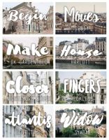 +Font Pack  Wonderland  STOP SHARE by StayInTheGalaxy