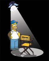 Homer the director by HomerS85