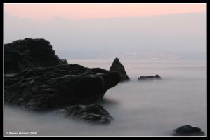 Misty Water by Kernow-Photography