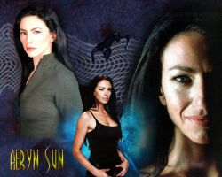Aeryn Sun 2 by Farscape-Club