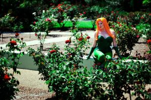 Garden of Evil - Poison Ivy Cosplay by Kapalaka