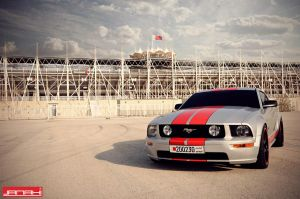FORD MUSTANG VII by janahi-photography