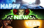 Happy New Year 2015 by Anothen