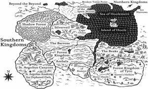 Southern Kingdoms of Ga'Hoole by Whisperer-of-Winds