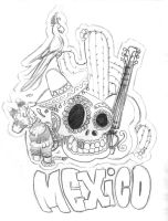 Mexico by Ghouley
