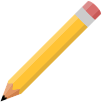 Pencil Vector Resource [Free] by Lahirien