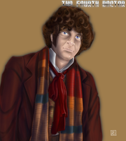 The Fourth Doctor by KiearaPhoenix