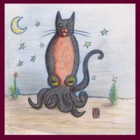 cattopus by deinoscaos