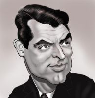 Cary Grant by adavis57
