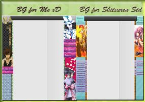Youtube BG for SS and Me by xMissEllax