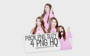 Pack PNG #44: Suzy (Miss A) - STOP by jimikwon2518