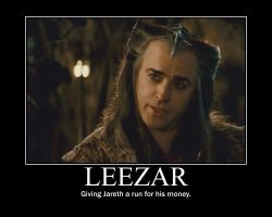 Leezar Demotivational by LaDracul