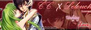 C.C. x Lelouch..forever by willgrace