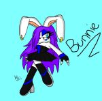 _+Bunnie Blue+_ by melissa03