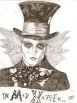 Mad Hatter by Psych93