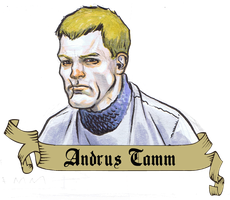 TEUTON - Andrus Tamm by ADAMshoots