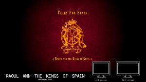 Raoul and the Kings of Spain Wallpaper Pack by LGRuffa