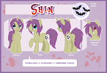 Shin Reference Guide by Centchi
