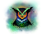 Owl by demi-lune4