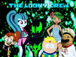 The Loony Crew (( Crossover: Updated )) by LoonyArtist96