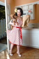 grocery juggle by photography-by-vara