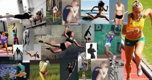 women in sports!! by johnkumar