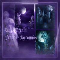 Dark Dream free backgrounds by moonchild-lj-stock