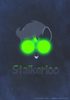 Stalkerloo poster [Night] by karidyas