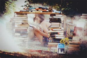 Read to Know We Are Not Alone by haytraveler