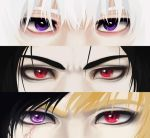 Drawing eyes - Vampire OC batch* 01 [+Slow video!] by NezuPanda