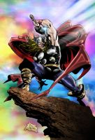 Thor by henflay