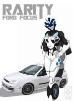 Rarity the Ford Focus by Inspectornills