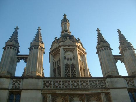 King's College, Cambridge 2 by Panselinos