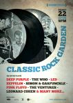 Music Flyer Vol.12 - Classic Rock Garden by isoarts2