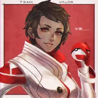 Team Valor by MonoriRogue