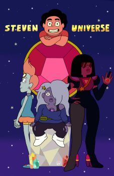 Steven Universe: Pilot by RadicalZombie