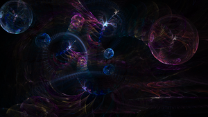 Chaotic Emergence II by mario837
