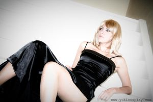 Parasite Eve: Just waiting II by Yukilefay