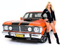 Ford Falcon by jack15312704