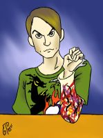 Stefon by DarthGuyford
