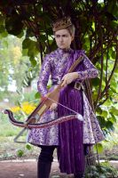 Game of Thrones - Joffrey Baratheon 2 by itsL0KI