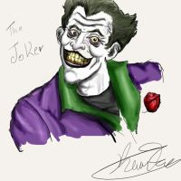 The Joker by pathwreck