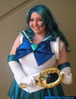 Super Sailor Neptune by dianabunny