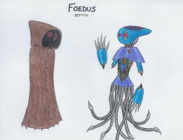 Foedus for Laz by TheRedCello